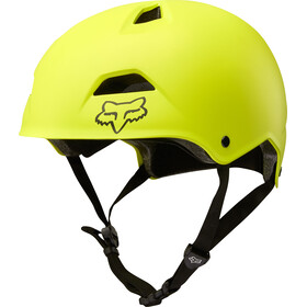 Fox Flight Sport Helmet Men yellow/black